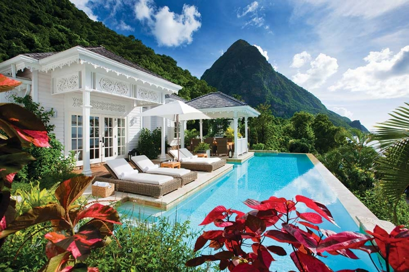 St. Lucia Honeymoon