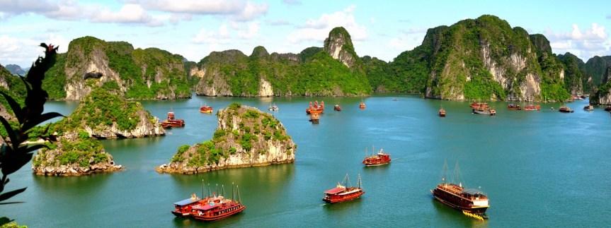 Vietnam & Thailand, for theadventurous