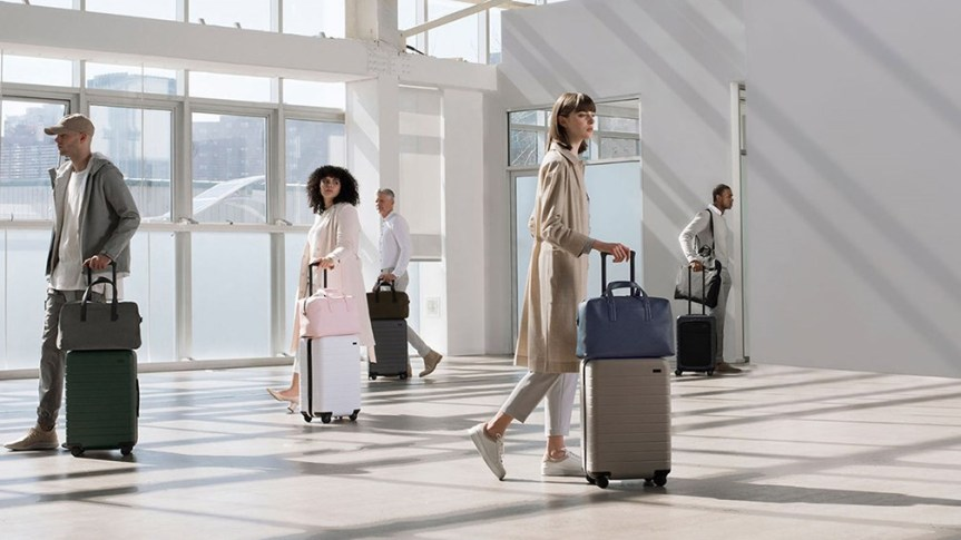 Product Review: AwayLuggage