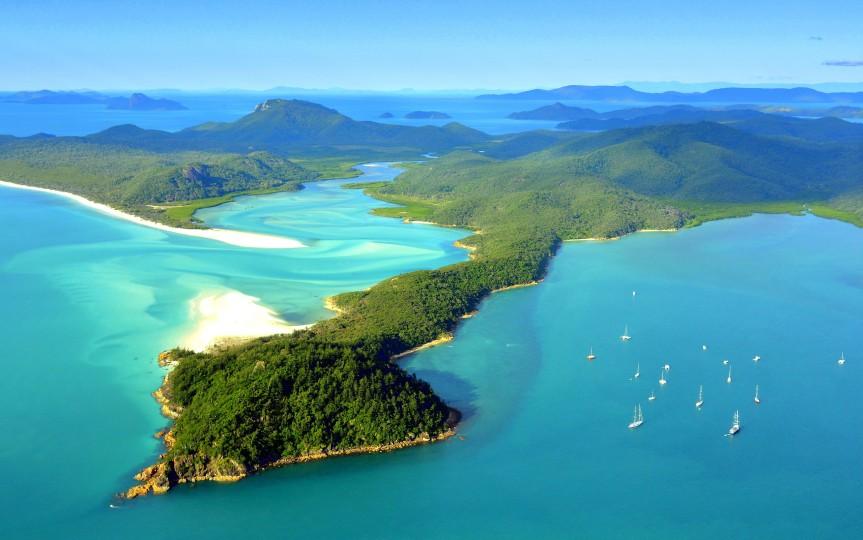 Sailing Australia's Coast